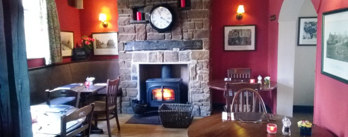 Welcome to the Rose & Crown, Ashbourne!